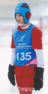 Puji Astuti, memperoleh 1 Medali Emas dan 2 Perak dalam Special Olympics di Korea