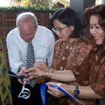 documentation: Bluescope Steel Indonesia Donates New Roof to Family Care Foundation